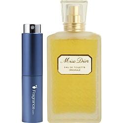 MISS DIOR CLASSIC by Christian Dior EDT SPRAY 0.27 OZ (TRAVEL SPRAY) for WOMEN