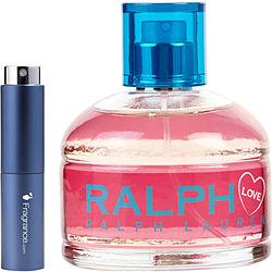 RALPH LOVE by Ralph Lauren EDT SPRAY .27 OZ (TRAVEL SPRAY) for WOMEN