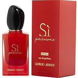 ARMANI SI PASSIONE INTENSE by Giorgio Armani EAU DE PARFUM SPRAY 1.7 OZ for WOMEN