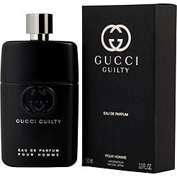 GUCCI GUILTY POUR HOMME by Gucci EDP SPRAY 3 OZ for MEN