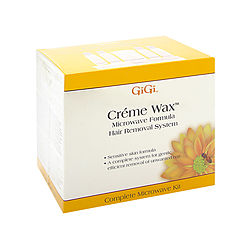 GiGi by GIGI CREME WAX MICROWAVE KIT for WOMEN Launched by the design house of GIGI in, GiGi by GIGI for WOMEN posesses a blend of: It is recommended for wear.