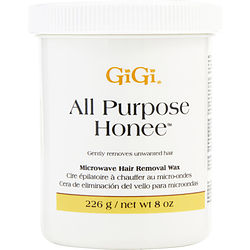 GiGi by GIGI ALL PURPOSE HONEE MICROWAVE HAIR REMOVAL WAX 8 OZ for WOMEN Launched by the design house of GIGI in, GiGi by GIGI for WOMEN posesses a blend of: It is recommended for wear.