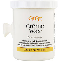 GiGi by GIGI CREME WAX MICROWAVE REMOVAL WAX 8 OZ for WOMEN Launched by the design house of GIGI in, GiGi by GIGI for WOMEN posesses a blend of: It is recommended for wear.