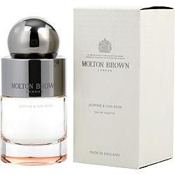 MOLTON BROWN JASMINE & SUN ROSE by Molton Brown EDT SPRAY 1.7 OZ for UNISEX