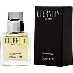 ETERNITY by Calvin Klein EDP SPRAY .33 OZ MINI for MEN