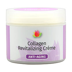 Reviva Labs by Reviva Labs Collagen Revitalizing Cream -/2OZ for UNISEX