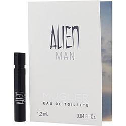 'Alien Man By Thierry Mugler Edt Vial For Men