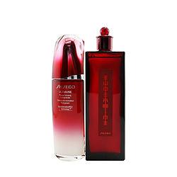 SHISEIDO by Shiseido Ultimune Power & Revitalizing Set: Ultimune Power Infusing Concentrate 100ml + Eudermine Revitalizing Essence 200ml -2pcs for WOMEN