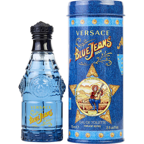 BLUE JEANS by Gianni Versace