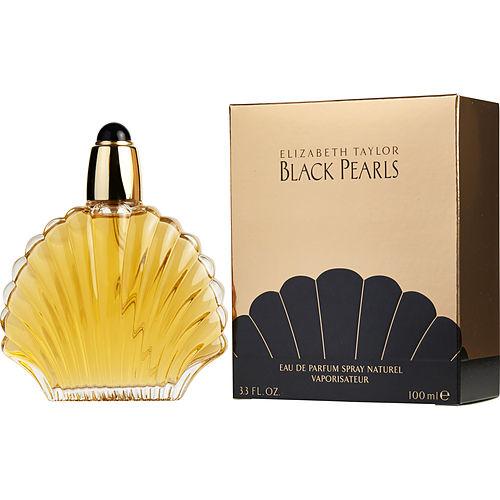 BLACK PEARLS by Elizabeth Taylor