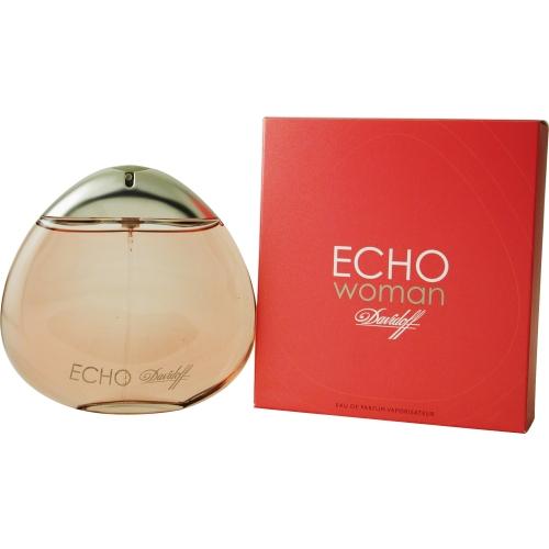 echo woman by davidoff 1 7 oz perfume. Black Bedroom Furniture Sets. Home Design Ideas