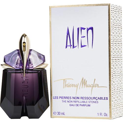 alien by thierry mugler eau de parfum spray 1 oz ebay. Black Bedroom Furniture Sets. Home Design Ideas