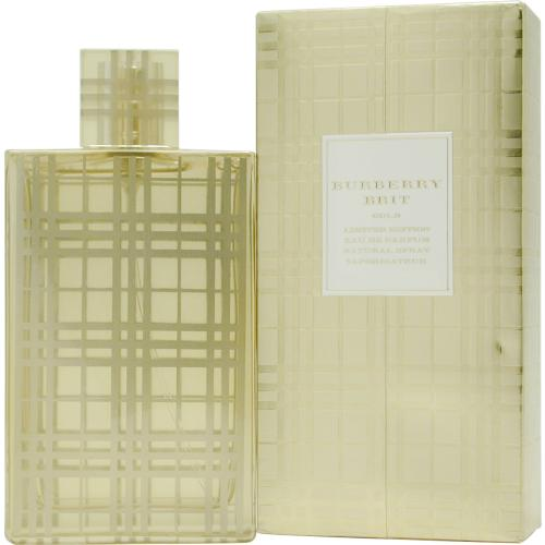 BURBERRY BRIT GOLD by Burberry