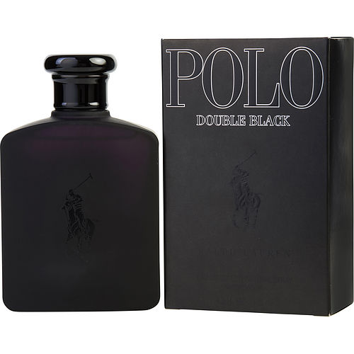 POLO DOUBLE BLACK by Ralph Lauren