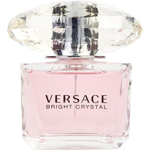 Versace Bright Crystal by Gianni Versace EDT Spray 3 oz