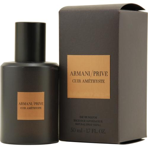 armani prive cuir amethyste by giorgio armani 1 7 oz perfume. Black Bedroom Furniture Sets. Home Design Ideas