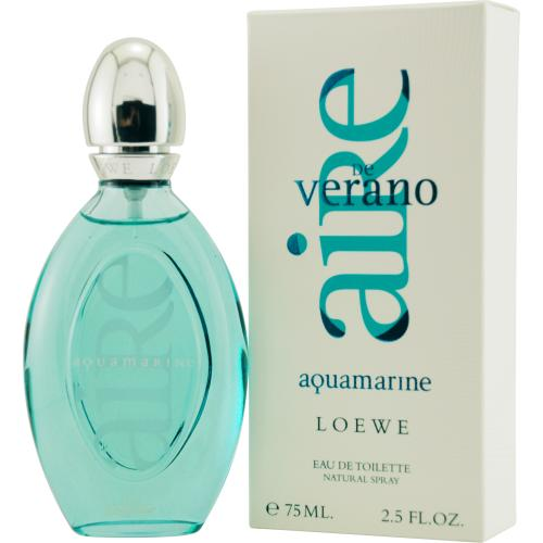 AIRE DE VERANO AQUAMARINE by Loewe