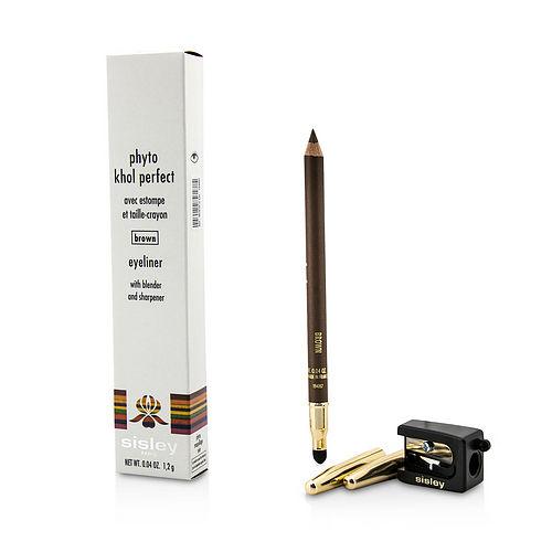 Sisley Phyto Khol Perfect Eyeliner With Blender And Sharpener - Brown --1.2G/0.0