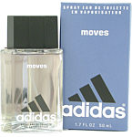ADIDAS MOVES by Adidas COLOGNE AFTERSHAVE BALM 1.7 OZ,Adidas,Fragrance