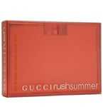GUCCI RUSH SUMMER Perfume by Gucci - EDT SPRAY .5 OZ (UNBOXED) Designer Discount Womens Cheap