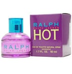 RALPH HOT Perfume by Ralph Lauren - EDT SPRAY 3.4 OZ *TESTER Designer Discount Womens Cheap :  perfumes perfume ralph lauren fragrances
