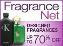 FragranceNet Designer Fragrances Up To 70% Off